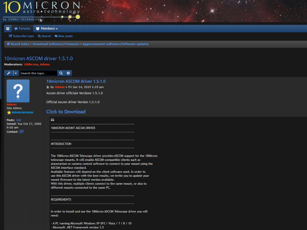 10Micron Forum